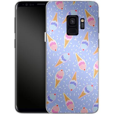 Samsung Galaxy S9 Silikon Handyhuelle - Candy Summer von Mukta Lata Barua