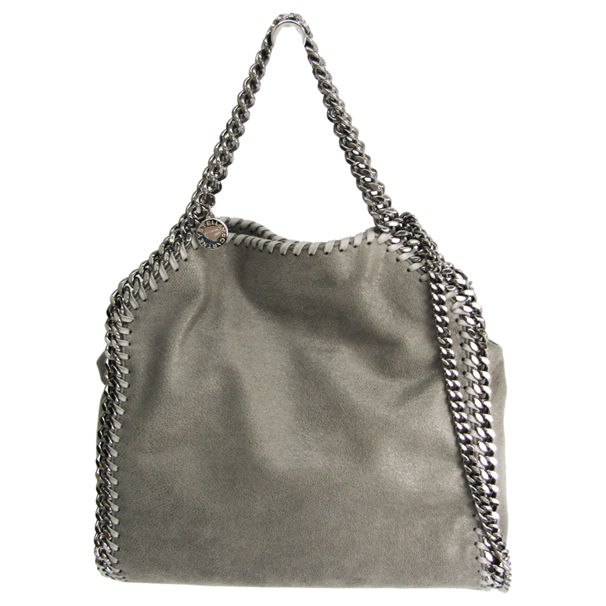 Stella Mccartney \N Handtasche in  Grau Polyester