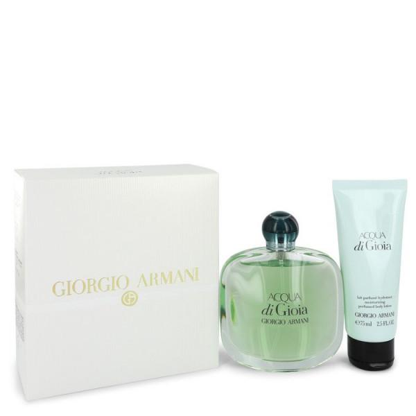 Acqua Di Gioia - Giorgio Armani Estuche regalo 100 ml