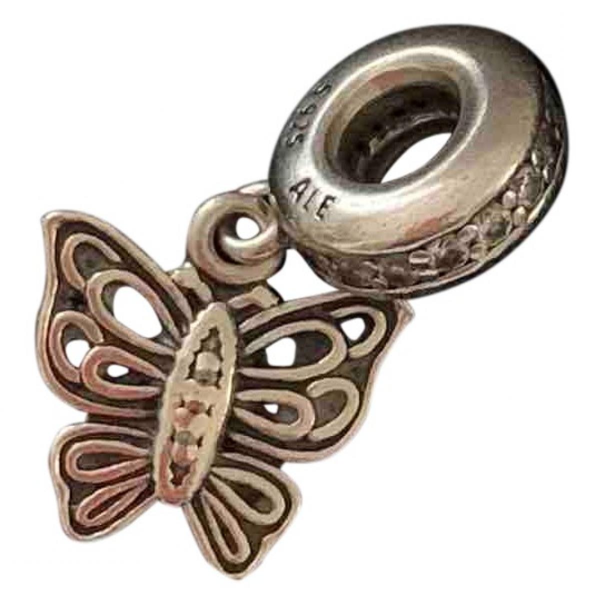 Pandora \N Anhaenger in  Silber Metall