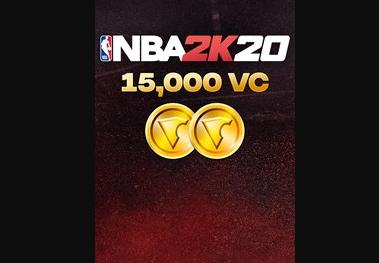 NBA 2K20 - 15,000 VC Pack US PS4 CD Key