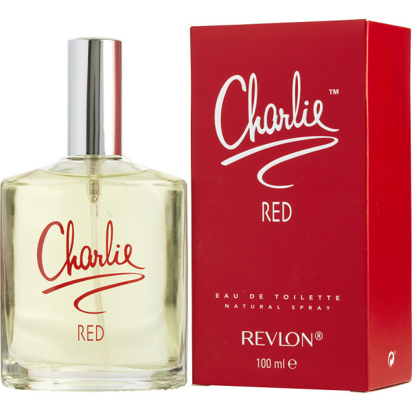 Charlie Red - Revlon Eau de toilette en espray 100 ML