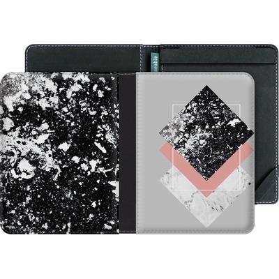tolino vision 2 eBook Reader Huelle - Geometric Textures 1 von Mareike Bohmer