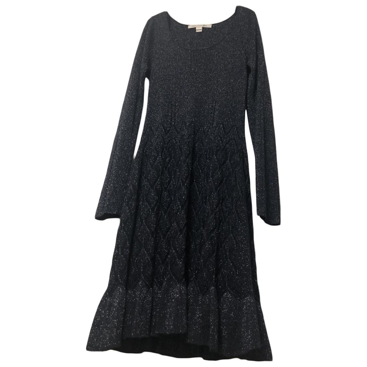 Diane Von Furstenberg \N Navy dress for Women 14 UK