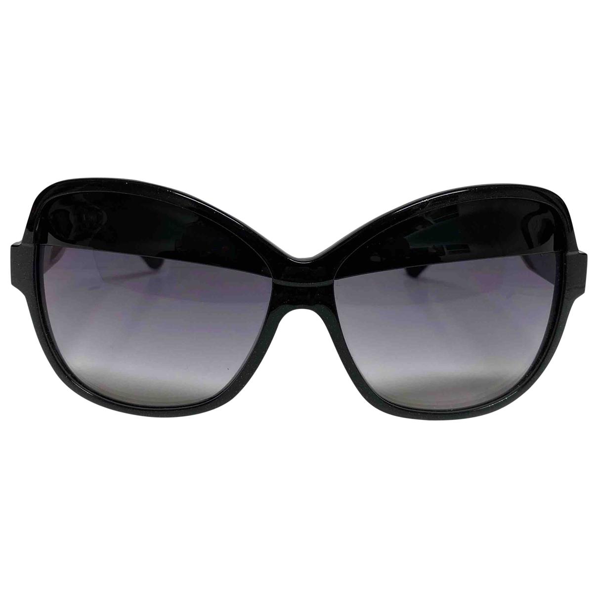 Courrèges \N Black Sunglasses for Women \N