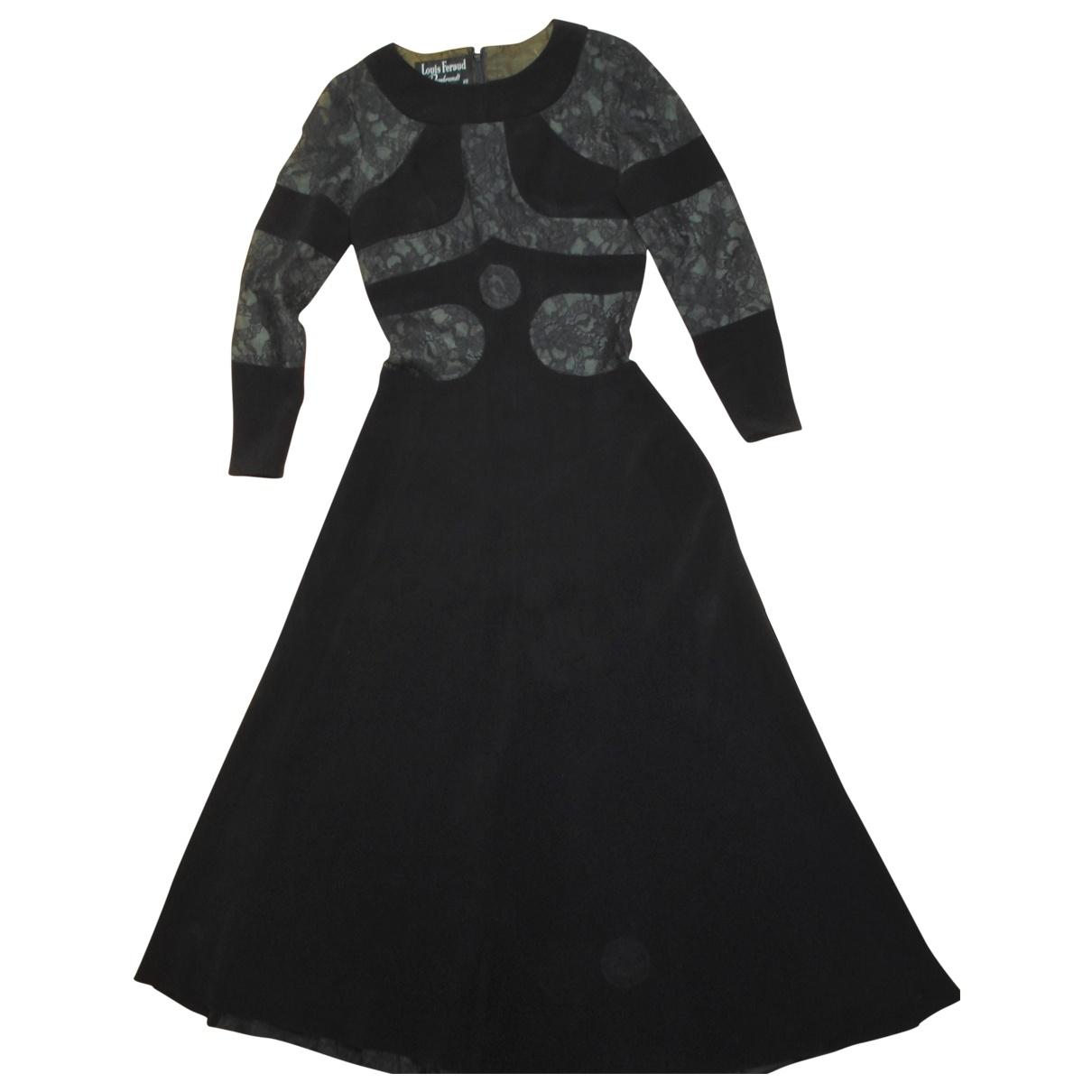 Louis Feraud \N Black dress for Women 10 UK