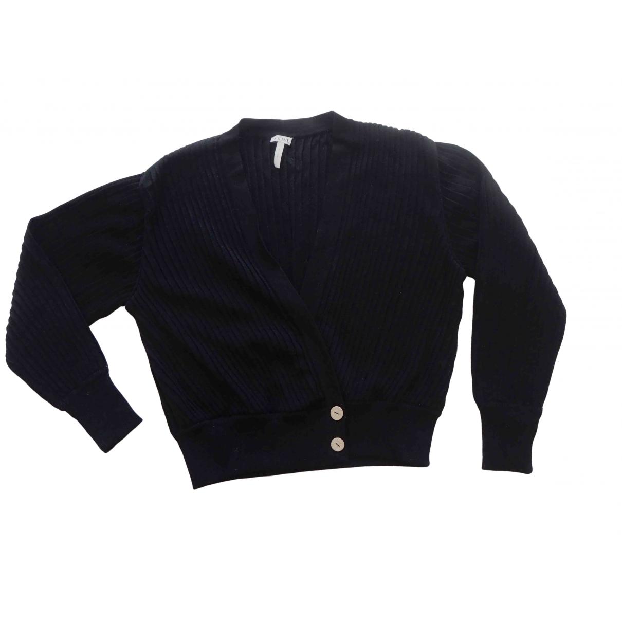 Loewe \N Black Wool Knitwear for Women S International