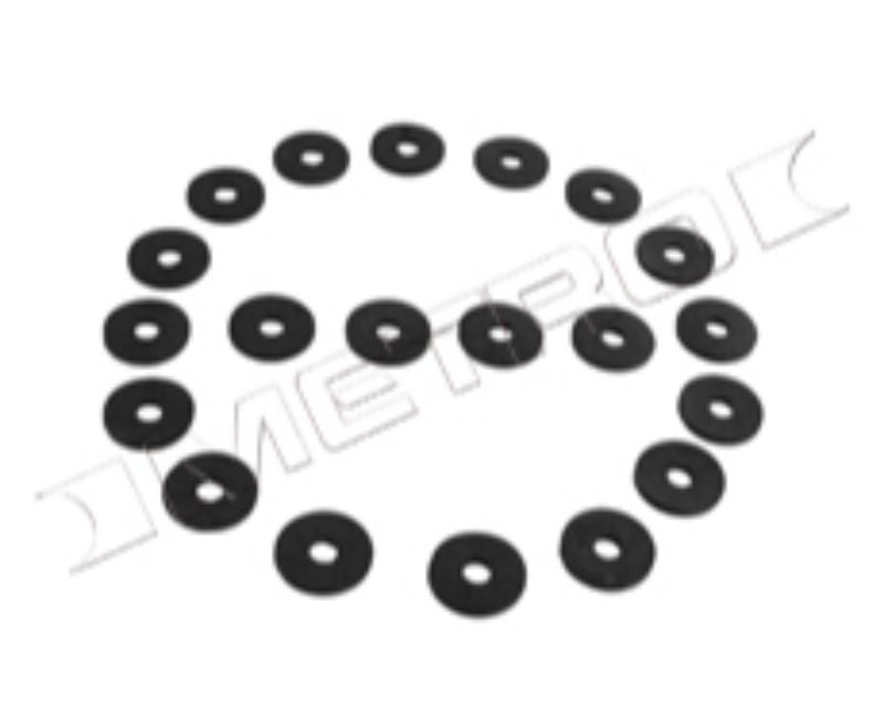 Metro Moulded UW 16 Flat Rubber Washers
