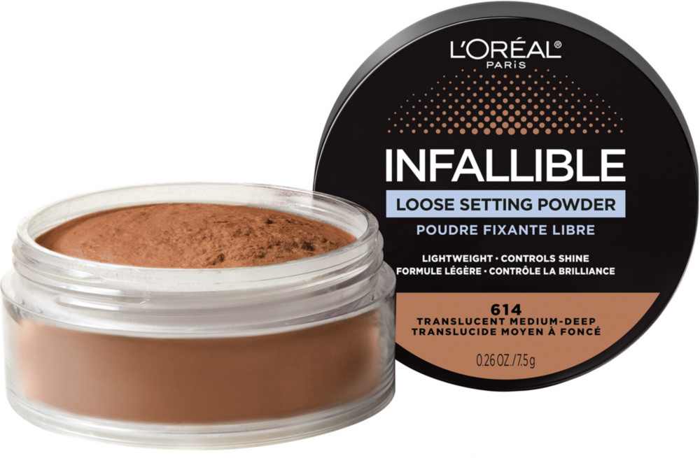 Infallible Tinted Loose Setting Powder - Translucent Medium