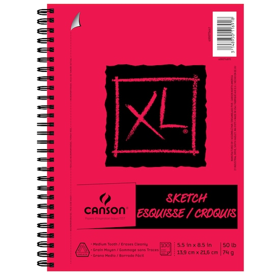 Canson® Xl® Sketch Pad | Michaels®