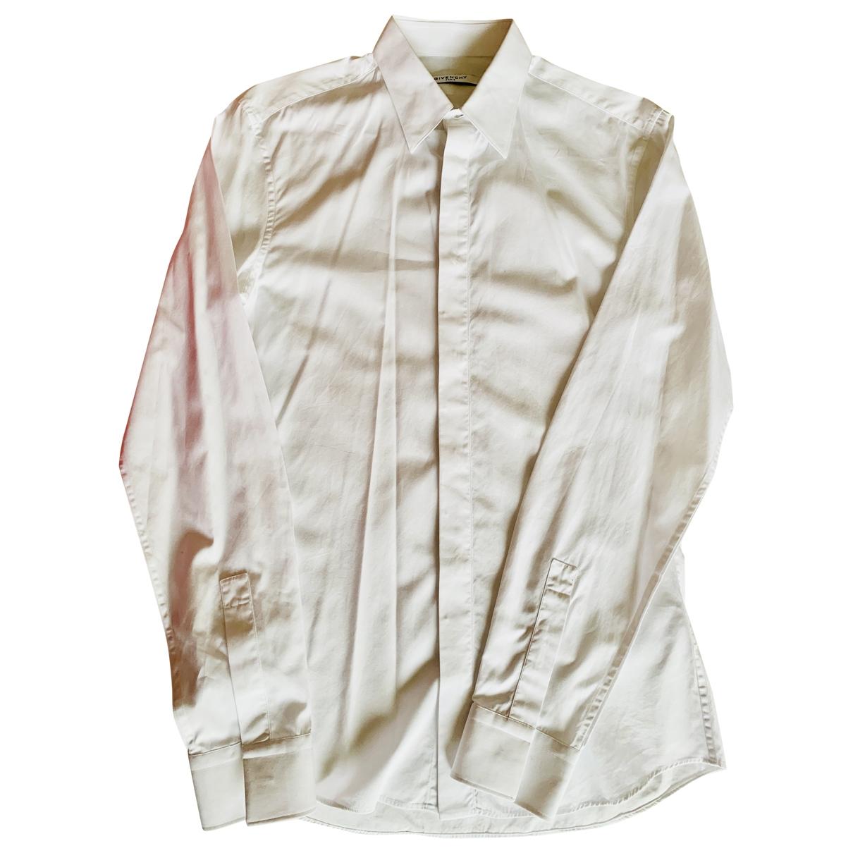 Givenchy \N Hemden in  Weiss Baumwolle