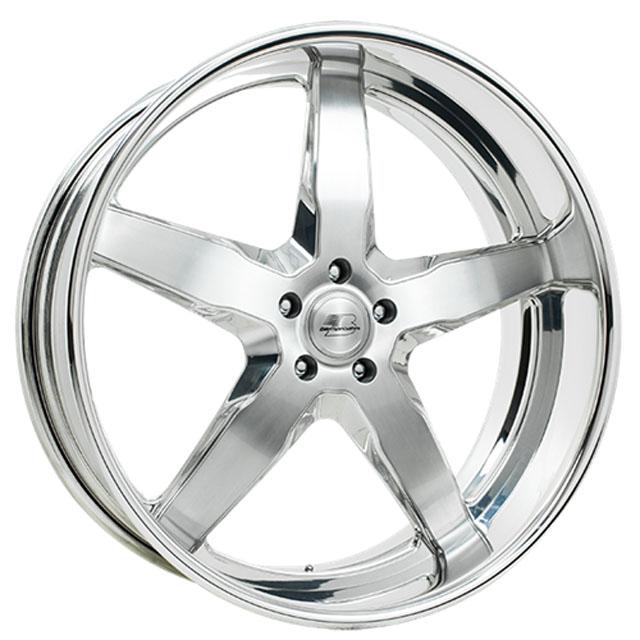 Billet Specialties DT81224Custom BLVD 81 Wheels 24x14