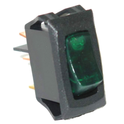 Painless Wiring Mini Rocker Switch - 80413