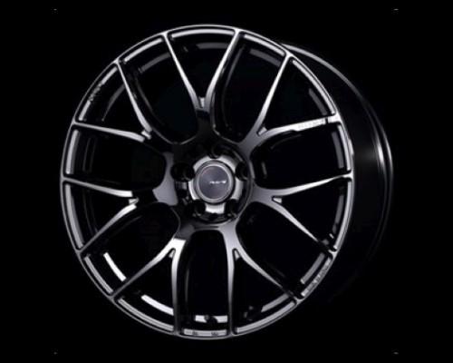 Homura 2X7AG Wheel 19x9 5x114.3 45mm Black Chrome Coating