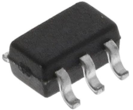 ON Semiconductor , SBC847BPDW1T1G, Dual NPN + PNP Transistor and Digital Transistor, 100 mA 45 V, Dual, 6-Pin SOT-363 (3000)