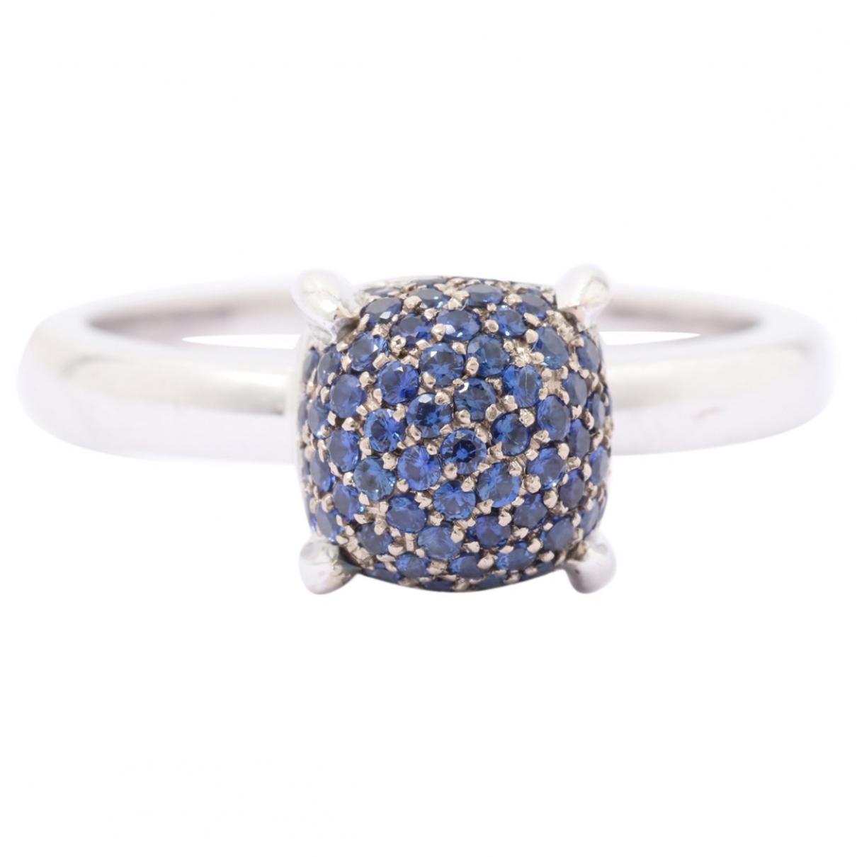 Tiffany & Co - Bague   pour femme en or blanc - argente
