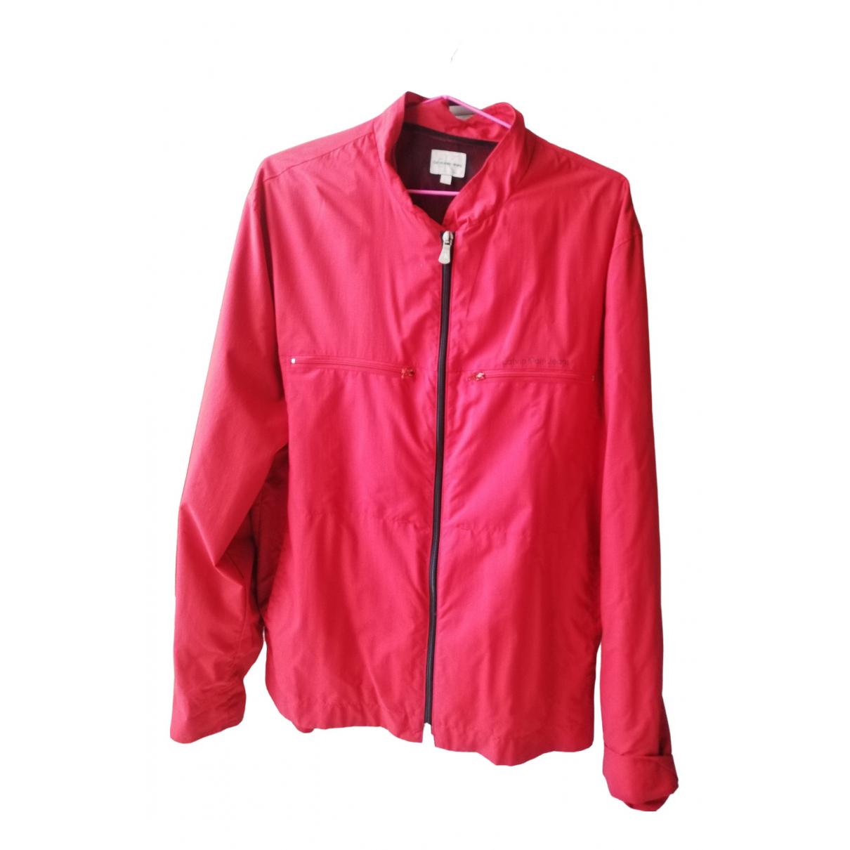 Calvin Klein \N Red jacket  for Men L International