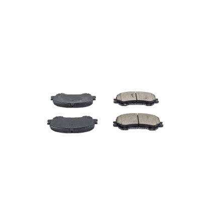 Power Stop Z16 Evolution Ceramic Clean Ride Scorched Brake Pads - 16-1737