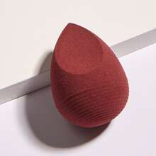 1pc Waterdrop Shaped Makeup Sponge