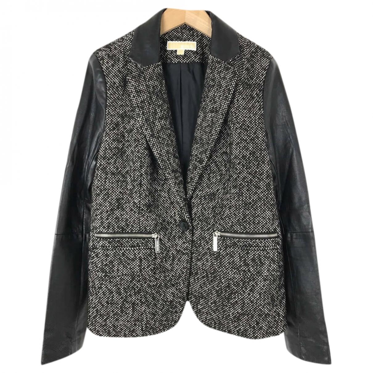 Michael Kors \N Jacke in  Grau Tweed
