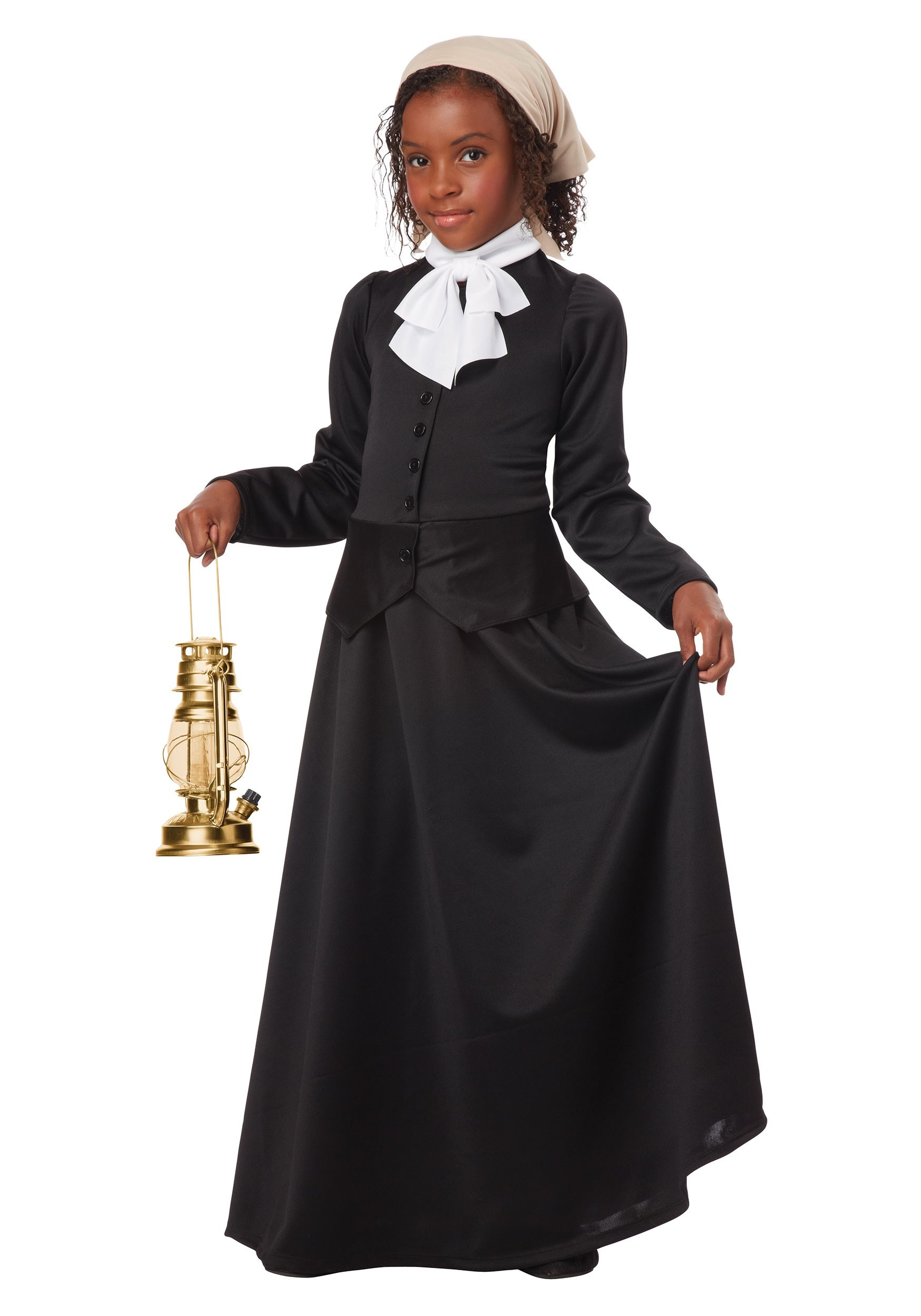 Harriet Tubman/Susan B. Anthony Costume for Girls