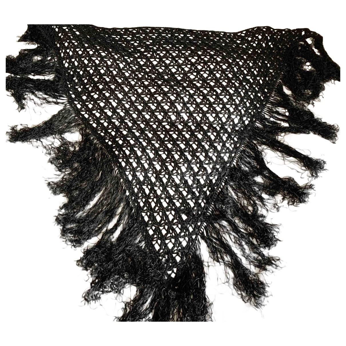 Dolce & Gabbana \N Schal in  Schwarz Viskose