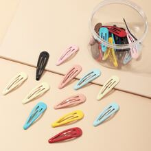 30pcs Colorful Hair Clip