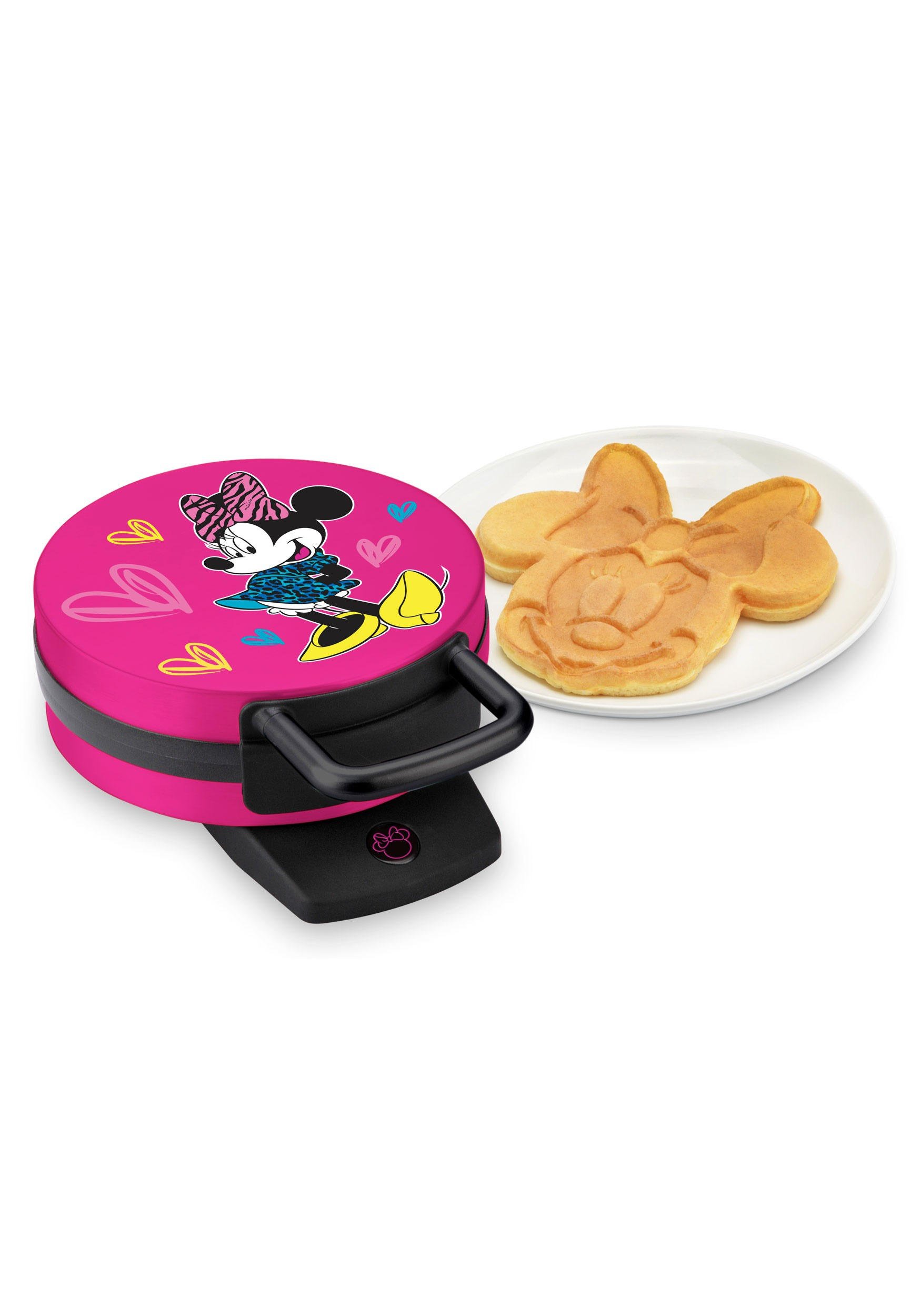 Disney Minnie Mouse Face Waffle Maker