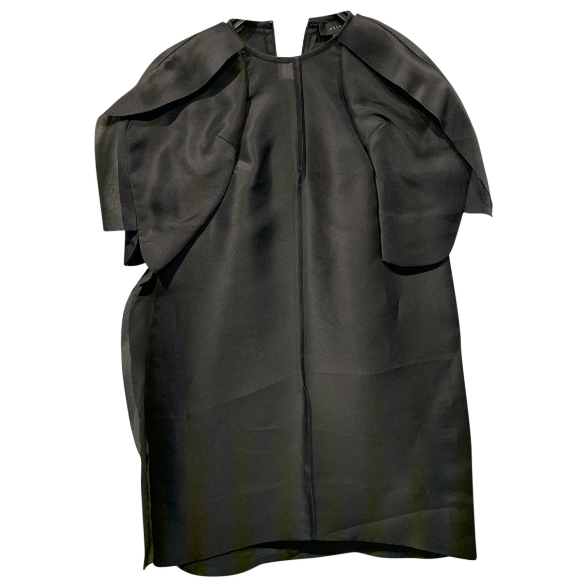 Mini vestido de Seda Ellery