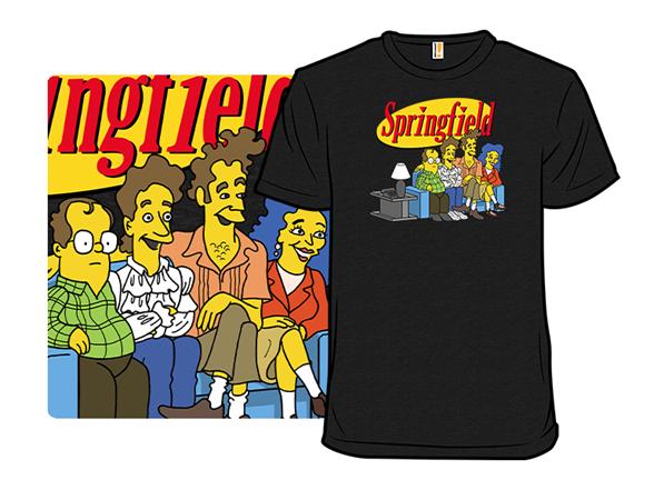 Springfield T Shirt