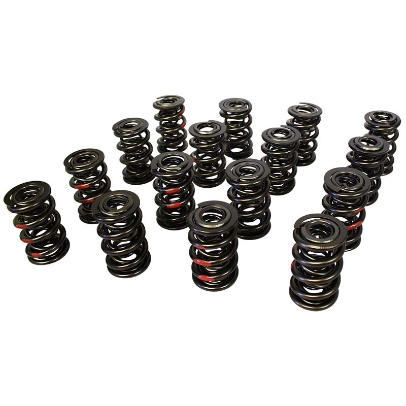 Pro - Alloy Mechanical Roller Triple Valve Springs; 1.660 Howards Cams 98049-1 98049-1