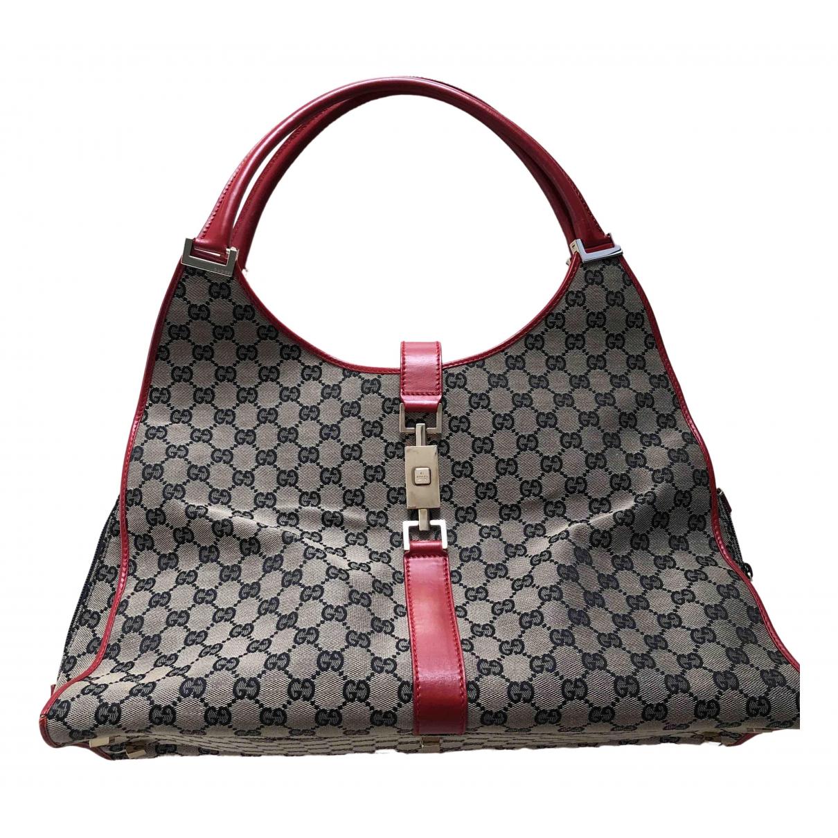 Gucci Jackie Vintage  Multicolour Cloth handbag for Women \N