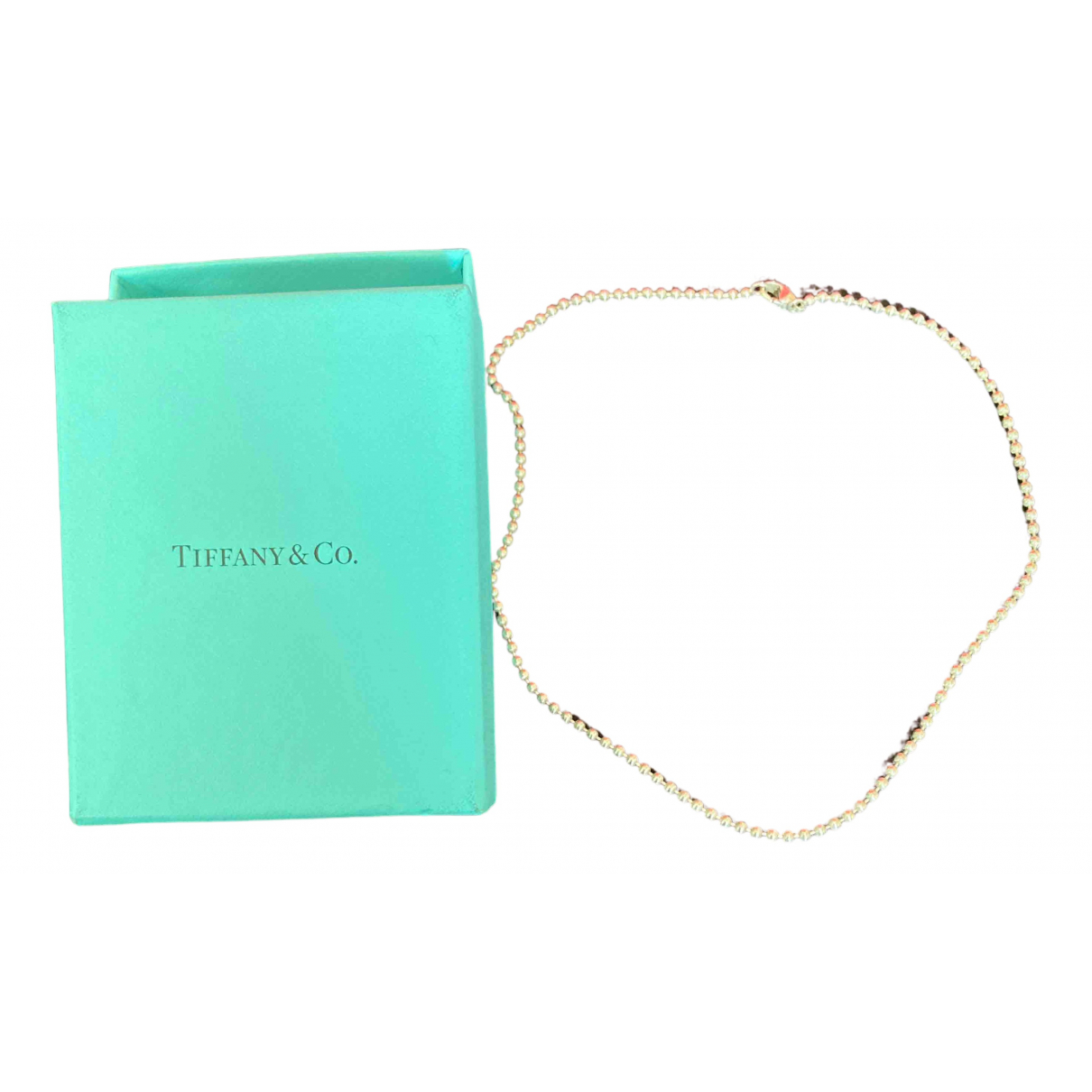 Tiffany & Co N Silver Silver necklace for Women N