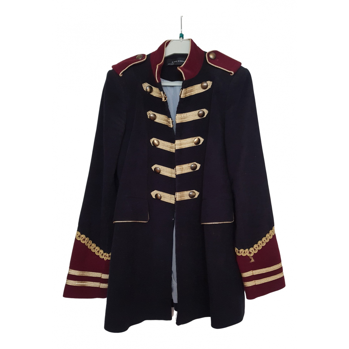 Zara - Veste   pour femme - marine
