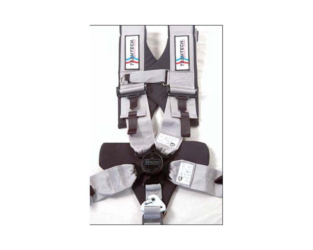 Team Tech TT-6009 6 PT Ram Pac Latch Link Snap-In Harness