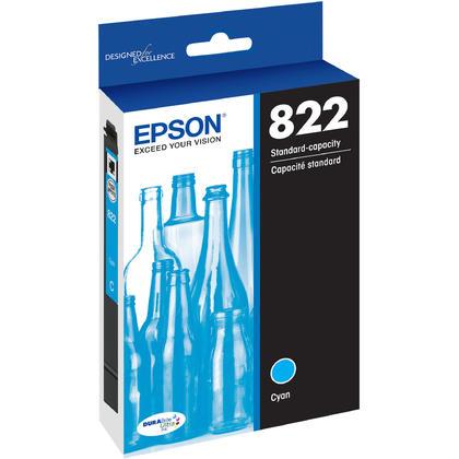 Epson T822 T822220-S Cyan Ink Cartridge
