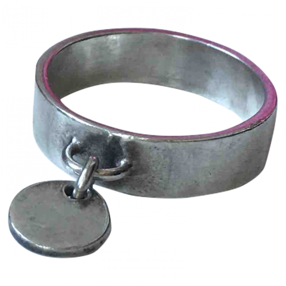 Marc Deloche \N Ring in  Silber Silber