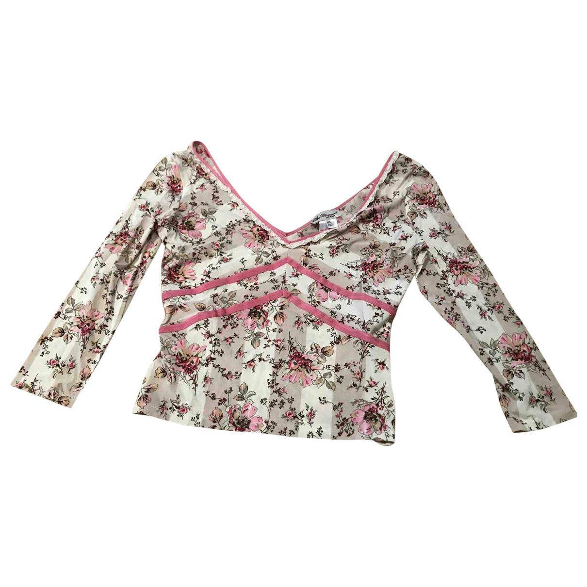 Blumarine \N Top in  Rosa Polyester