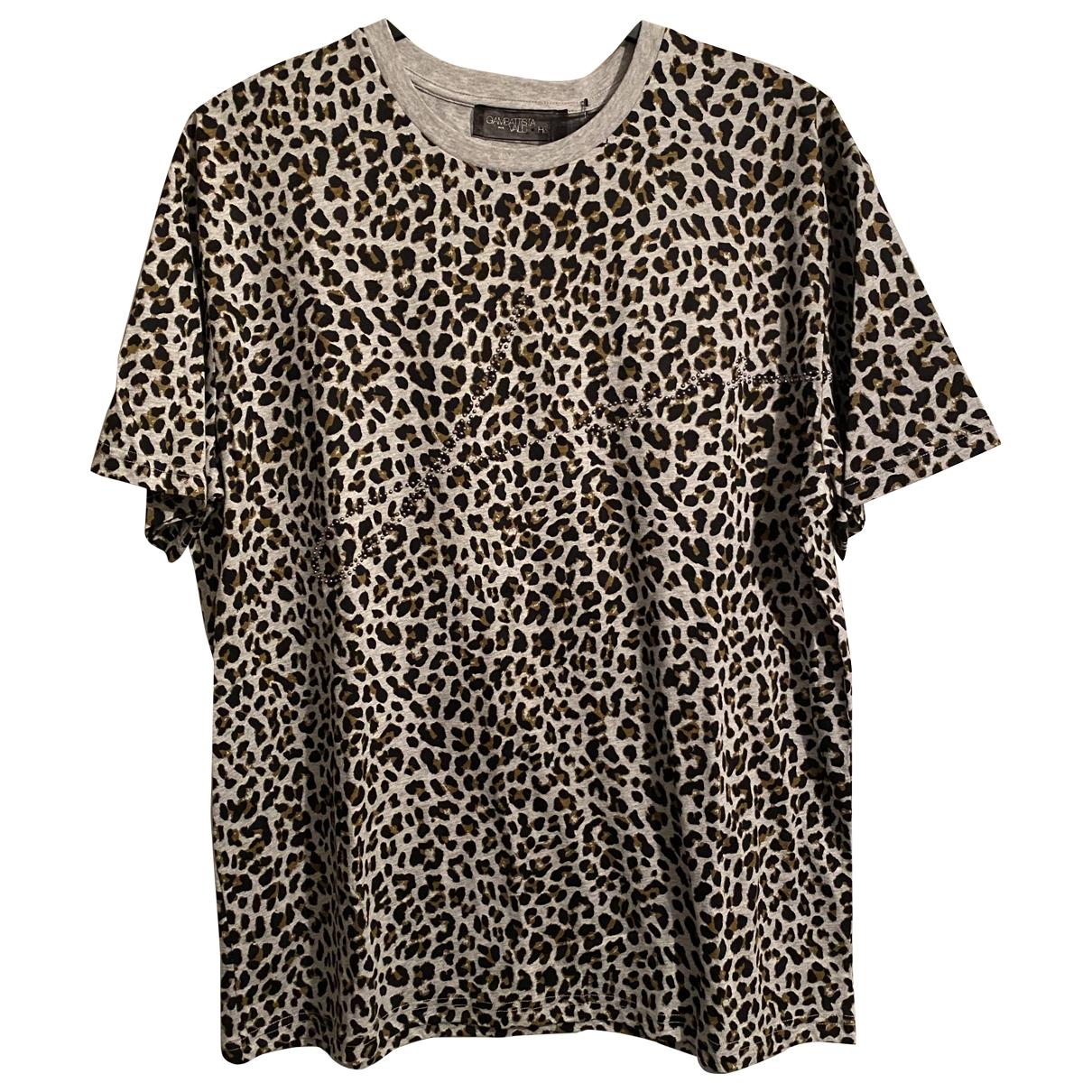 Giambattista Valli X H&m \N Grey Cotton T-shirts for Men L International