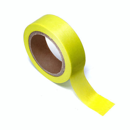 Washi Tape Lemon green 15mmX10m 1Pcs LIVINGbasics™