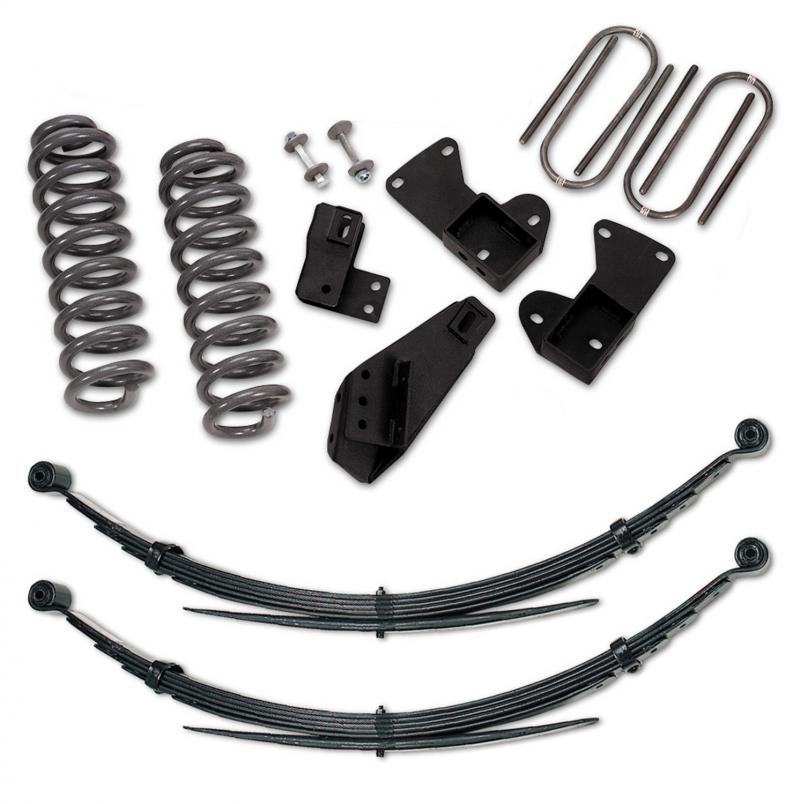 Tuff Country 22812K Complete Kit (w/o Shocks)-2.5in. Ford