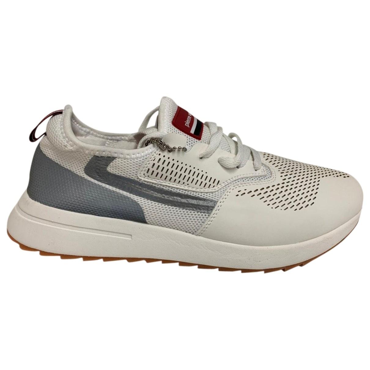 Pierre Cardin \N Sneakers Weiss