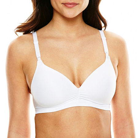 Warner's Play It Cool Wireless with Lift Bra RN3281A, B , White