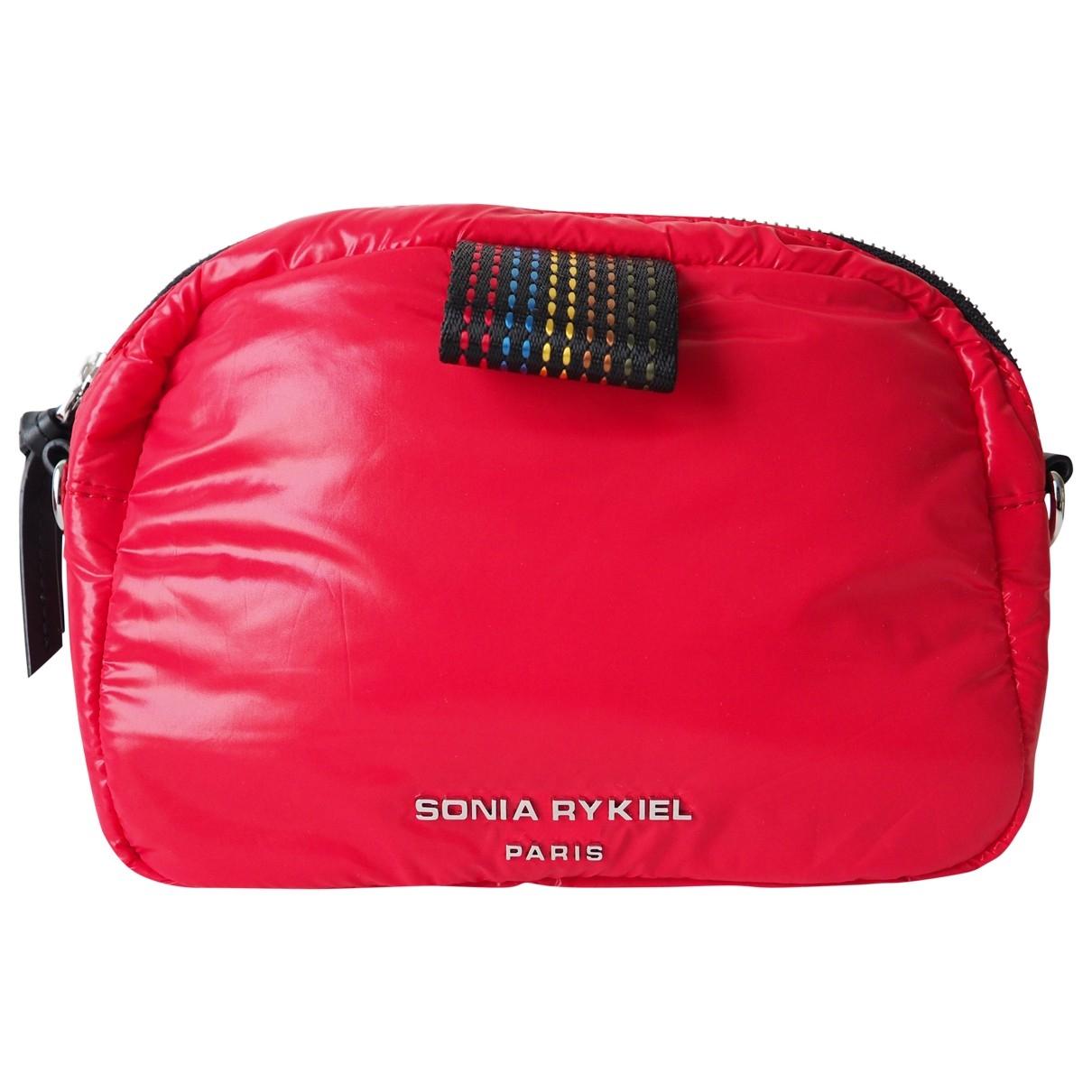 Sonia Rykiel \N Red Travel bag for Women \N