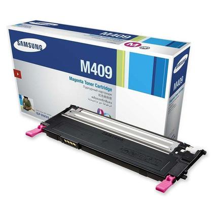 Samsung CLT-M409S Original Magenta Toner Cartridge