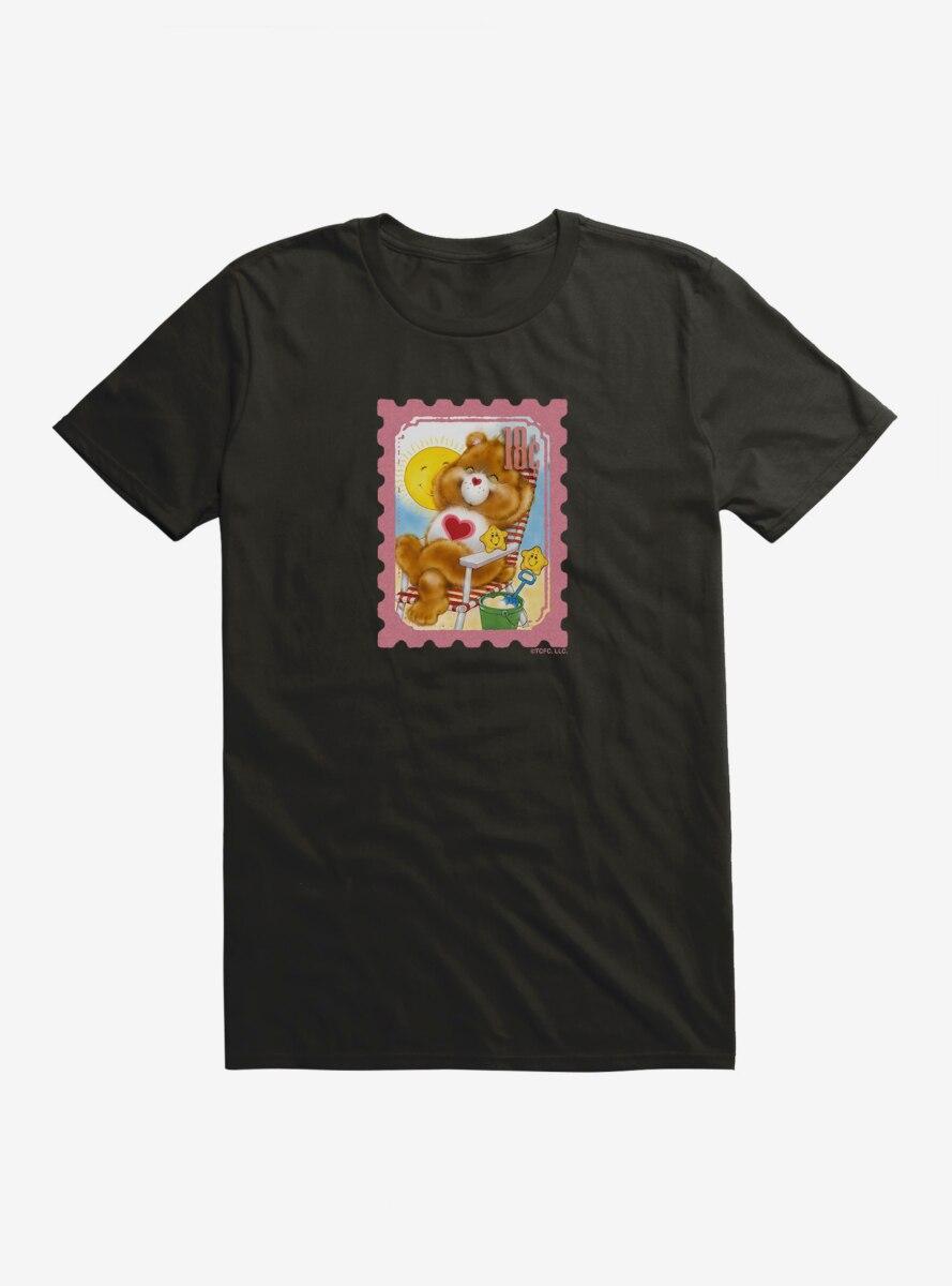 Care Bears Tenderheart Bear Stamp T-Shirt