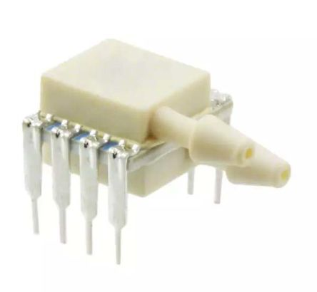 TE Connectivity 4525-DS5A001DP , Differential Pressure Sensor 30psi 8-Pin Dual Sideport (10)