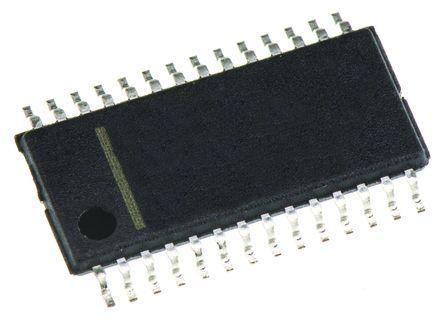 Vishay DG507BEQ-T1-GE3 , Multiplexer Switch IC Dual 8:1, 12 V, 28-Pin TSSOP (3000)