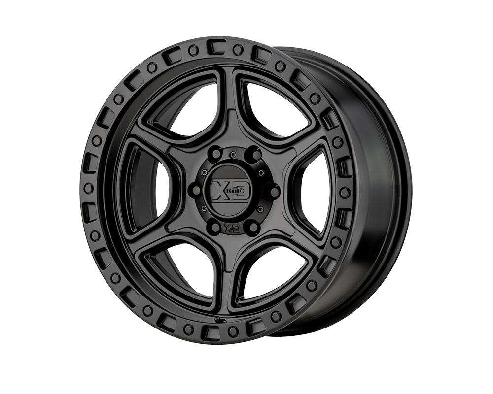 XD Series XD13979050712N XD139 Portal Wheel 17x9 5x5x127 -12mm Satin Black