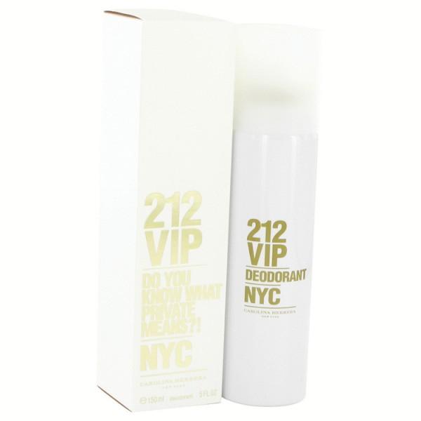 212 Vip - Carolina Herrera Deodorant Spray 150 ml